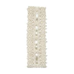 Ivory Attina Ribbon