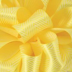 Yellow Prescott Ribbon