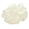 Ivory Acetate Satin Ribbon Closeout