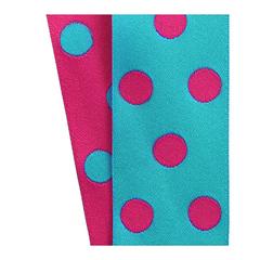 Pink/Turquoise Cirq Ribbon