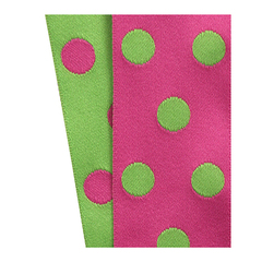 Pink/Green Cirq Ribbon