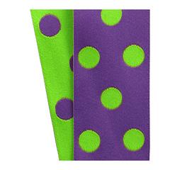 Purple/Green Cirq Ribbon