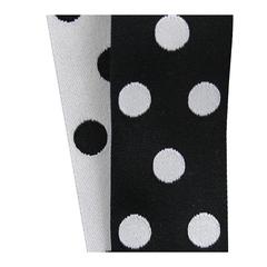 Black/White Cirq Ribbon